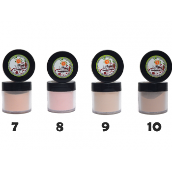 Polvo Acrilico King Color Maquillaje MC Nails 1oz