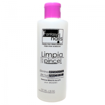 Limpia pincel 15ml Fantasy Nails