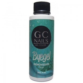Removedor de Gel GC Nails