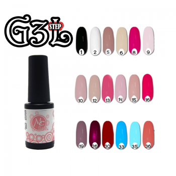 Gel 3 Step de Color 9 ml MC...