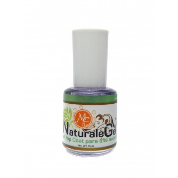 Natural Gel Top Coat MC Nails